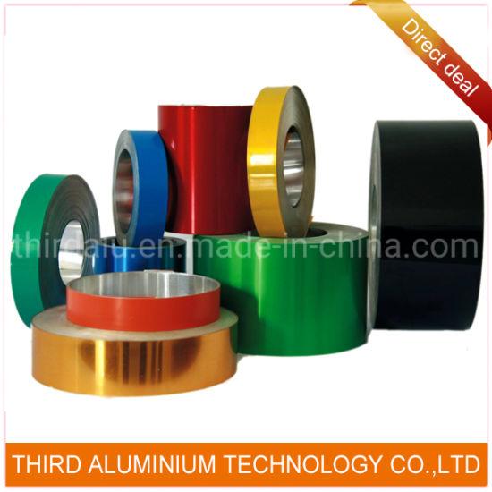 PE Paint Alloy 3003 Color Coated Aluminum Coil/Aluminum Strip