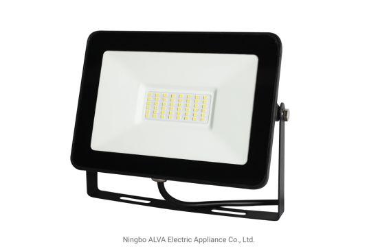 Outdoor IP65 Waterproof Project Reflector Slim 50W LED Floodlight