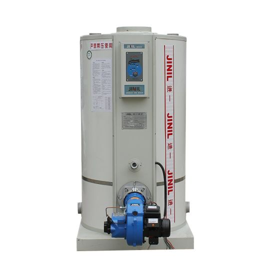 Vertical Fuel/Gas/Hot Water/Steam Boiler for Dormitory Building Heating