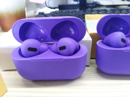 2020 New Color Headphones Mobile Phone Accessories for iPhone