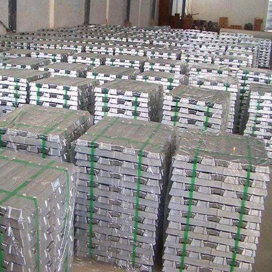 Factory Pure A7 A8 Aluminium Ingot for Best Price Sale