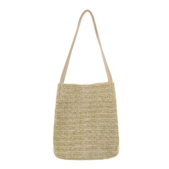 Women Designer Tote Bags Shoulder Handbag Style Beach Bag Women Straw Bags