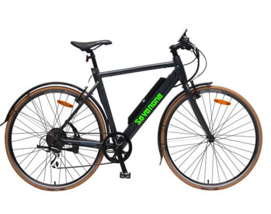 Light Weigt 27.5 Inch Mountain Electric Bike with Rear Motor pictures & photos