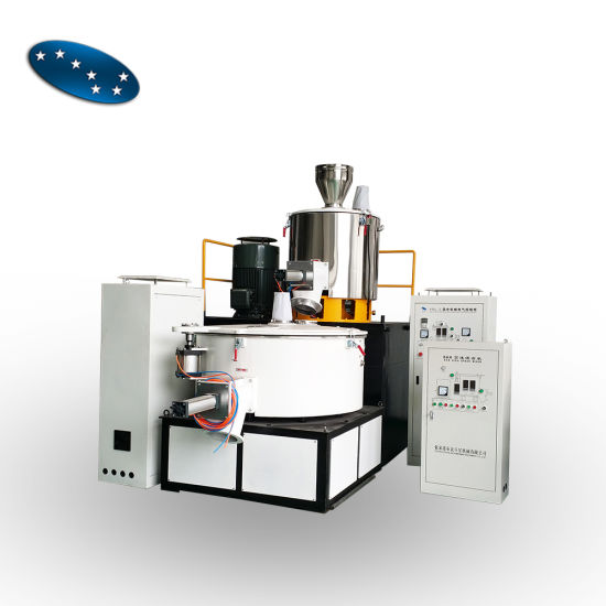 Plastic PVC Hot and Cooling Mixer Machine