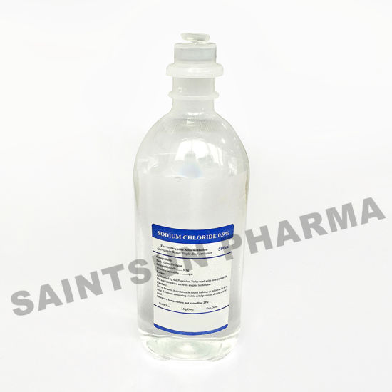 Sodium Chloride Infusion / Injection High Quality