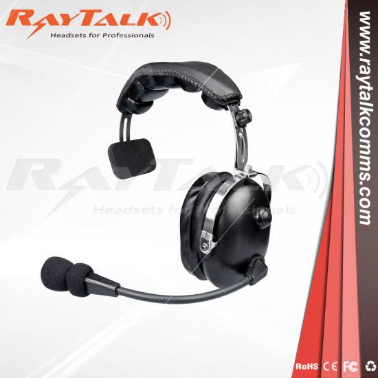 6c33dbae622 China Single Side Over-The-Head Two Way Radio Headset - China Two ...