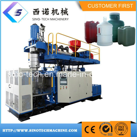 20L 25L 30L 50L 60L HDPE Plastic Jerry Can Tank Container Barrel Extrusion Blowing Mould Blow Molding Making Machine