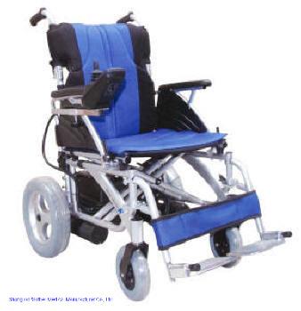 Handicapped Electric Power Lightweight Wheelchair