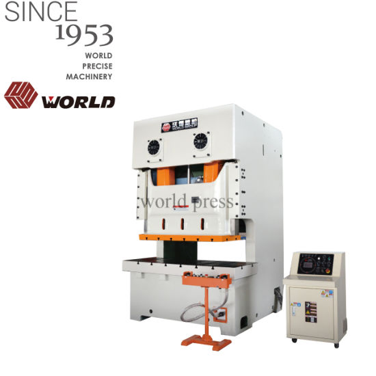 China C Type Mechanical Power Press with Die Quick Change