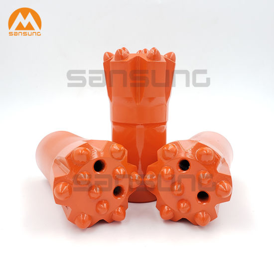 R25 R28 R32 R38 T38 T45 T51 St58 St68 Gt60 Tungsten Carbide Button Rock Drill Bit for Mining Quarrying Water Well