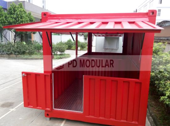 Prefabricated Modern Portable High Quality Container Fast Food Restaurant