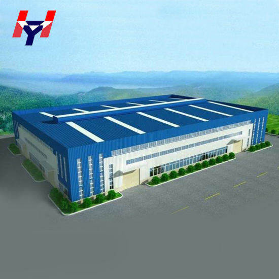 China Supplier Professional Steel Structure Manufacturer
