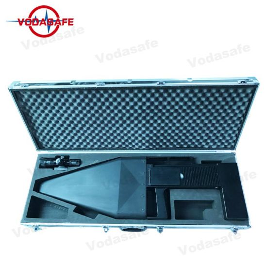 Quality Prison Jammer Supplier Handheld Drone Uav Jammer Special for Drone Signals 1.5g/2.4G/5.8g pictures & photos