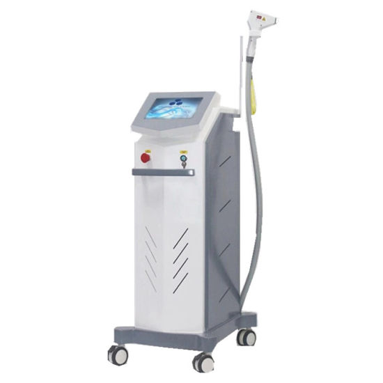 808nm Diode Laser in Motion Painless Hair Removal Instrument