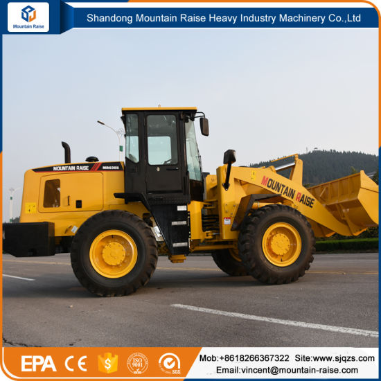 China 3ton Zl30 Payloader Machine pictures & photos