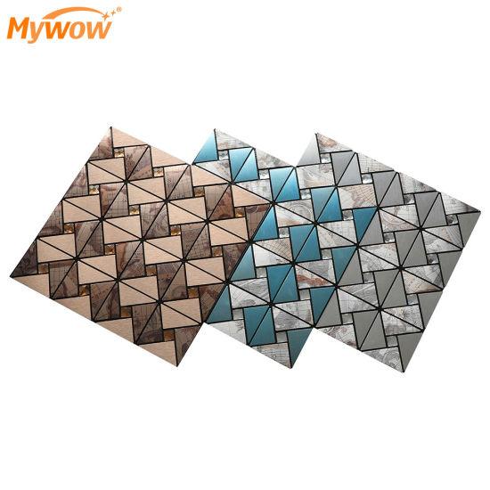 Mywow Crackled Crystal Mosaic Bathroom Tiles