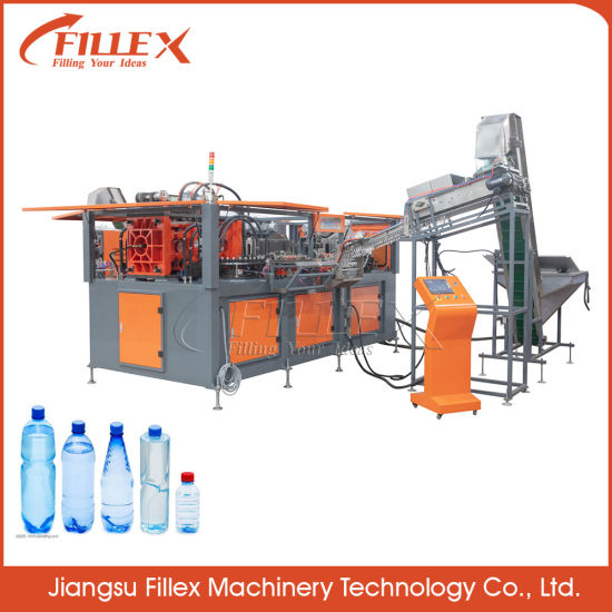 Drinking Water Plastic Bottle Blow Molding Machine with High Speed