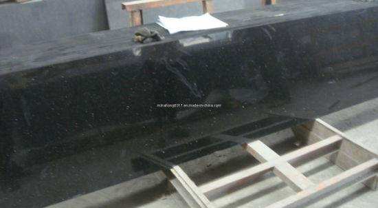 Black Galaxy Granite Imported Granite for Tiles/Countertop pictures & photos