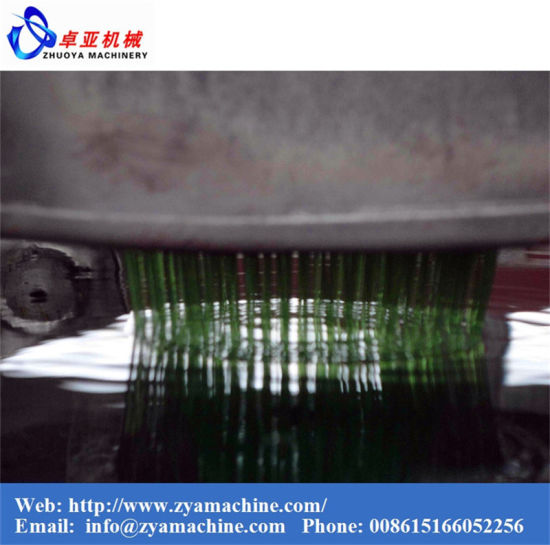 PE/PP/Pet Fishing Net Filament/Yarn Extruder Machine pictures & photos