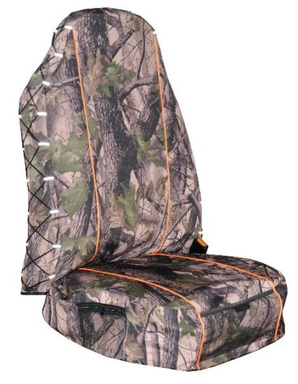 Universal SUV Oxford Camouflage Car Seat Covers