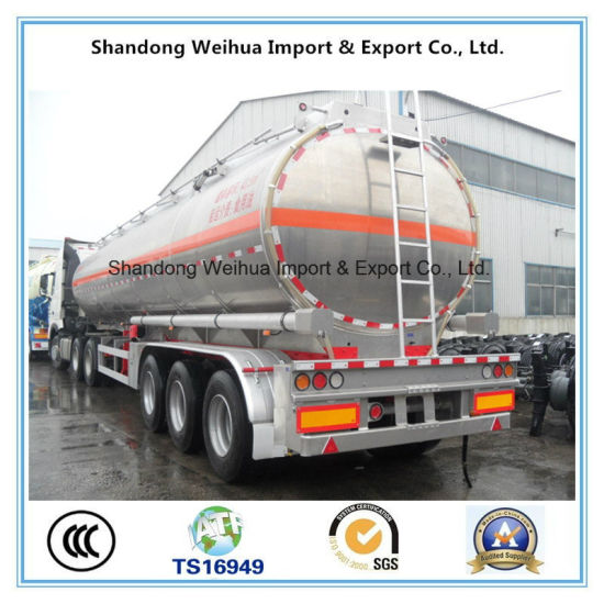 Truck Semi Trailer of Oil / Fuel Tanker pictures & photos