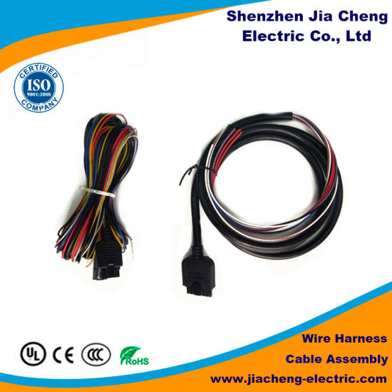 china high quality flat cable wiring assembly for system control rh jiacheng electric en made in china com Engine Wiring Harness Ford Wiring Harness Kits