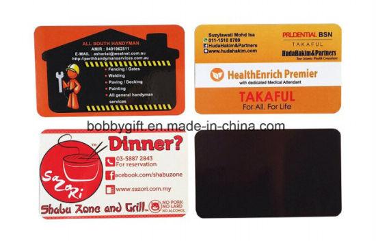 China wholesale custom cheap business card advertising fridge magnet wholesale custom cheap business card advertising fridge magnet colourmoves