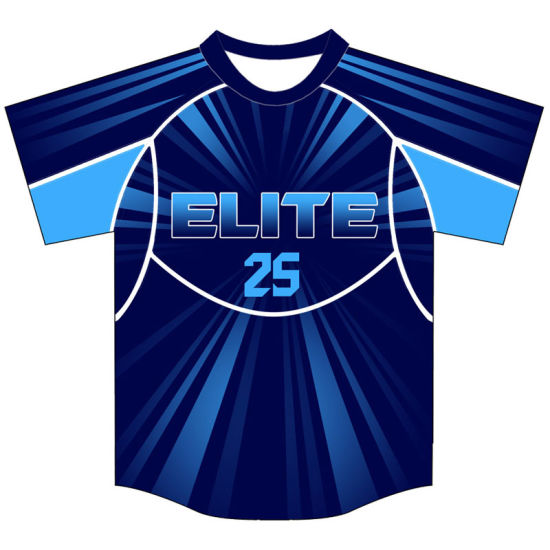 Customized Design Sublimation Baseball Jersey for Players