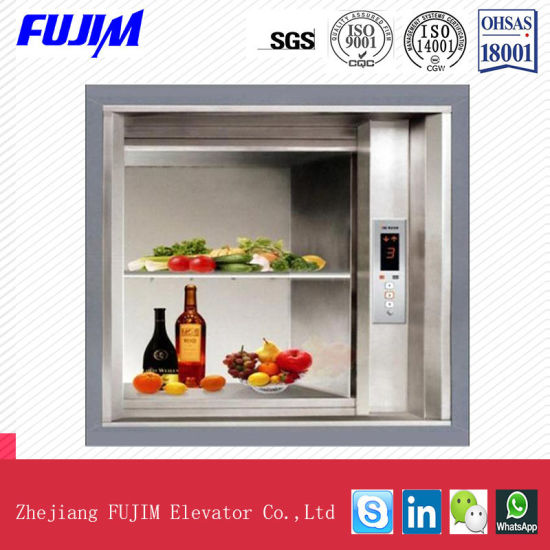 Hotel Mini Restaurant Dish Elevator Food Dumbwaiter pictures & photos