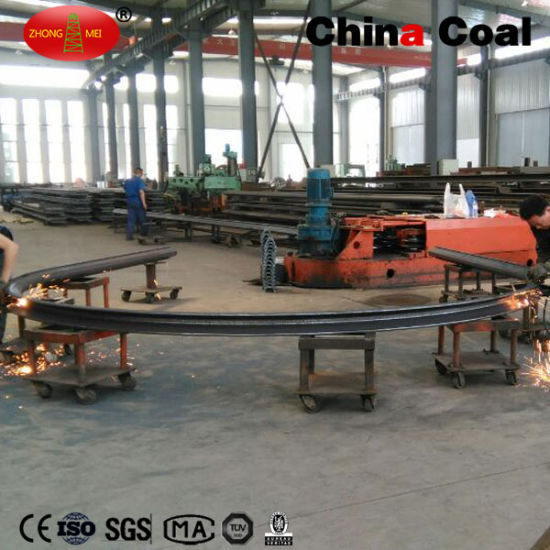 Customized U25/U29/U36 Steel Arches for Mine Tunnel Support pictures & photos