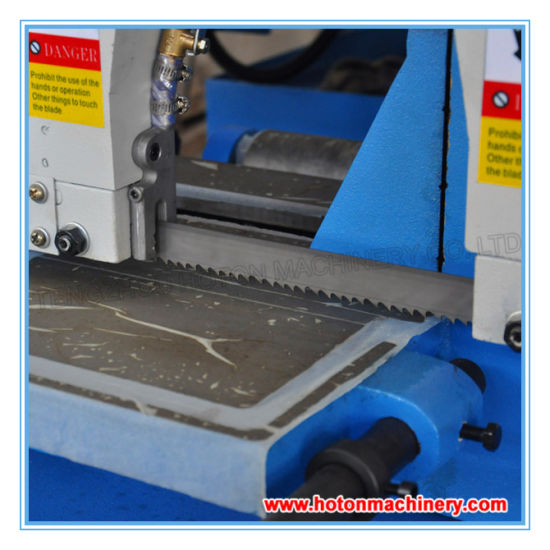 CE Approved Double Column Metal Cutting Band Saw (GH4228 GH4235) pictures & photos