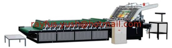 Automatic Flute Laminator for Single Faced Corruagted Sheet pictures & photos