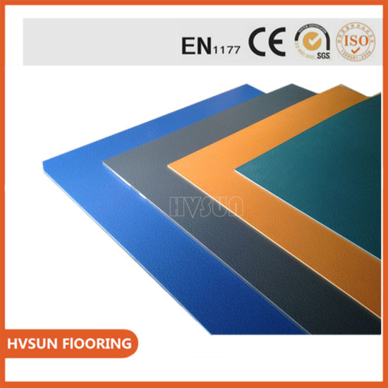 Colorful Color Heat Resistant Floor Mat