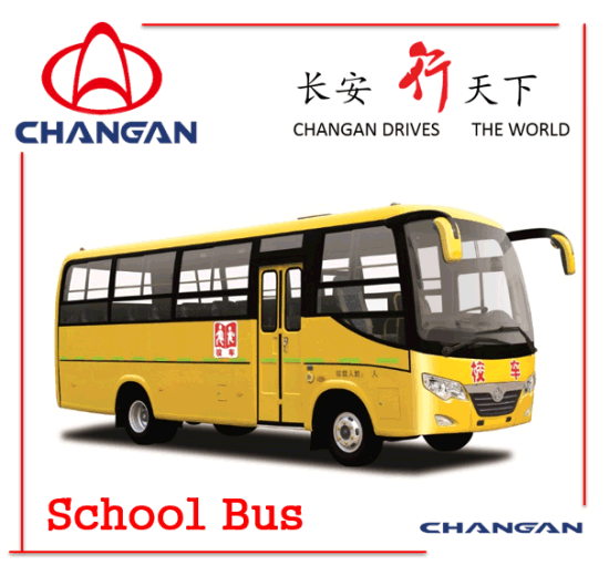 Chanagn Bus School Bus 35seats pictures & photos