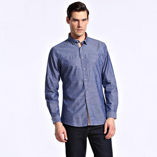 cf4ad97373b 2016 Dress Shirt for Men New Fashion Latest Design High Quality Mens Dress  Formal Shirts