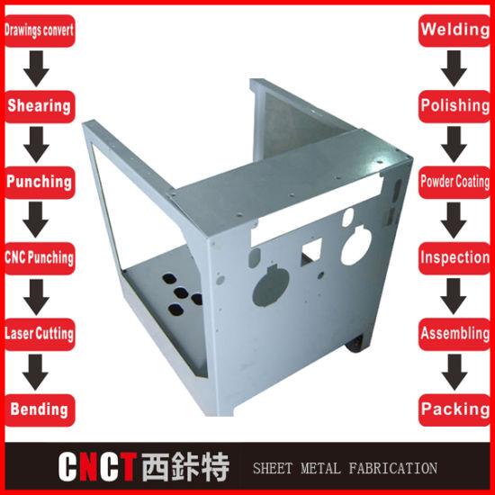 Popular Supplier Laser Cutting Stainless Steel Sheet Metal Fabrication