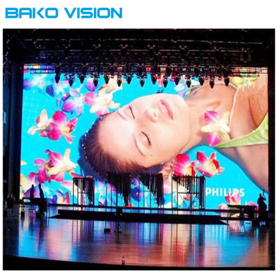 Indoor P3.91 Full Color HD LED Display Screen