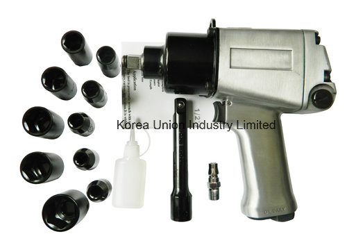 "15PCS Professional Quality 1/2"" Impact Wrench pictures & photos"