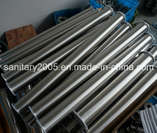 Stainless Steel Tri Clover Spool for Extracting Solvent Tank
