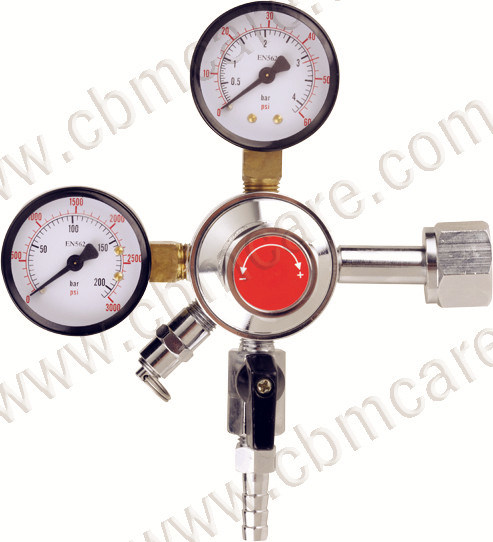 Cola Mixing Machine CO2 Regulator pictures & photos