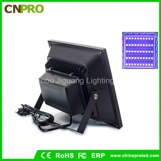 Australia Popular 50W LED UV Flood Lamp Flood LED Party Laser Lighting pictures & photos