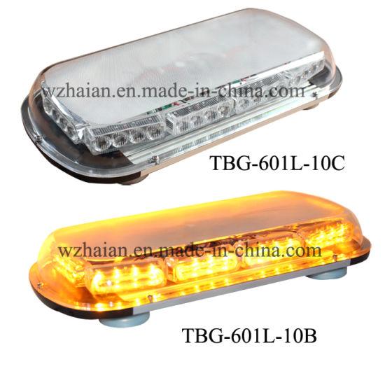 Multi Voltage Amber Led Light Mini Bar Tbg 601l 10