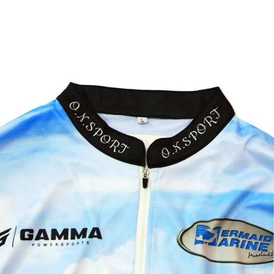 Healong ODM 3D Sublimated UV Protection Fishing Shirts pictures & photos