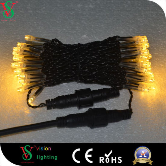 wholesale christmas home decoration led mini string lighting with pse