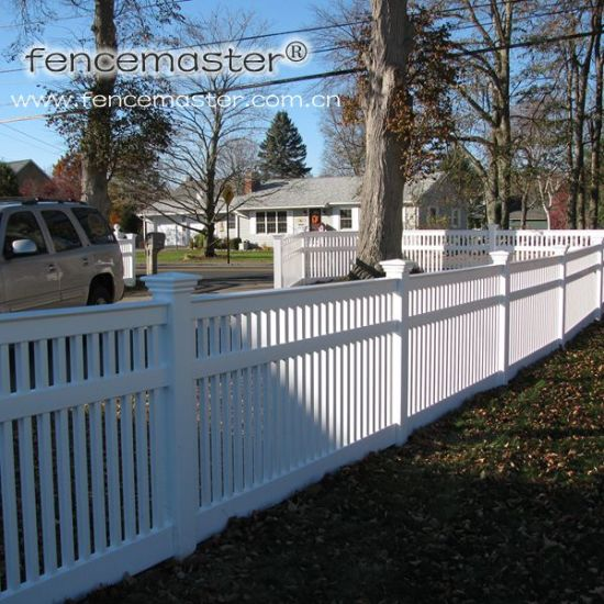 Fencemaster Vinyl Fence