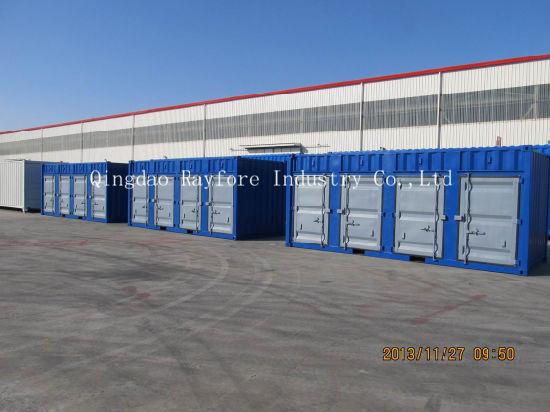 Self Storage Container with Single Door