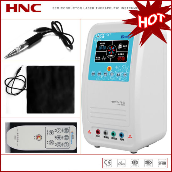 China Factory Offer Electrotherapy Pain Relief Device for Migraine Headache, Insomnia, Osteoarthritis