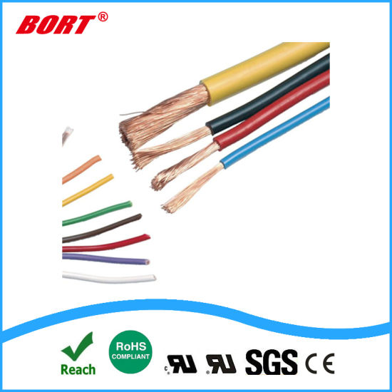 China Avss, Cavs Type (thin-wall) Low Voltage Wires for Cars ... on