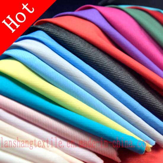 3%Spandex 29%Nylon 68%Cotton Blending Fabric for Shirt Skirt Worker Wear