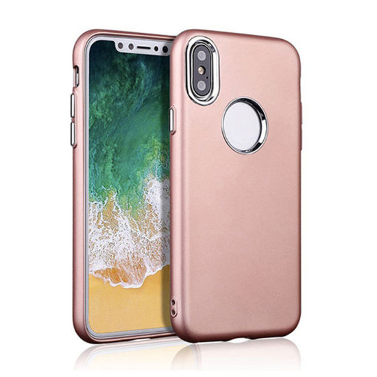 Phone Case TPU Back Cover for New iPhone 8